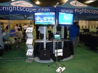 flightscope-booth-at-the-etc