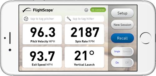 FS Scout iPad Screen