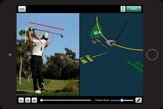 X2 Elite Launch Monitor Golf Ball Tracking Golf