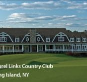 Photo of the Laurel Links Country Club where FlightScope's first Science of Golf Instruction and Club Fitting convention was held.