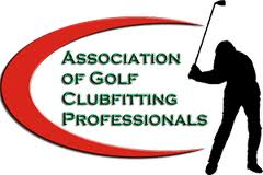 Logo of Association of Golf Clubfitting Professionals which has a partnership with FlightScope.