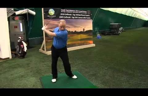 Video tutorial showing how FlightScope launch monitors / golf ball trackers can aid in golf coaching.