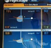 Video tutorial talking about how a FlightScope golf launch monitor / golf ball tracker can help improve your game.