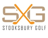 Logo of Stooksbury Golf that the facility of which is now using FlightScope launch monitor as part of a partnership.