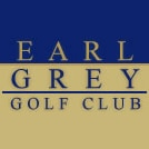 Logo of Earl Grey Golf Club which uses FlightScope launch monitors / golf ball trackers for golf practice.