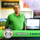 Richard Conragan talking about how FlightScope golf launch monitors / golf ball tracker can be used for golf club fitting and golf lessons.