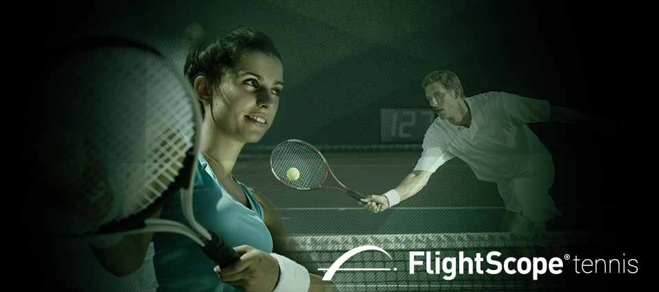 FlightScope Tennis - technology for sport
