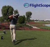Photo showing FlightScope user and European PGA Tour player Danny Willet.