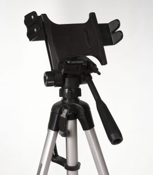 Product photo of an iPad bracket from the FlightScope Store.