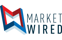 Logo of Market Wired which did a feature on FlightScope choosing Uproar PR to handle its public relations.
