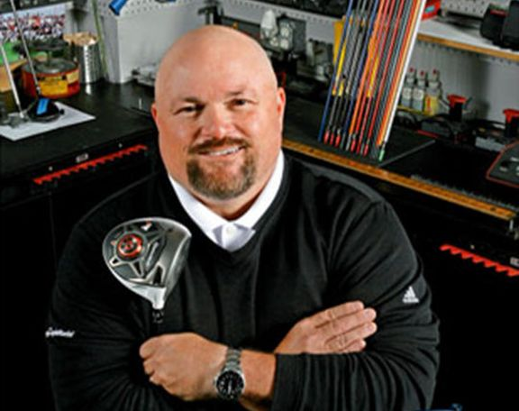 Bob Van Sweden Launch Monitor Golf Ball Tracking Golf