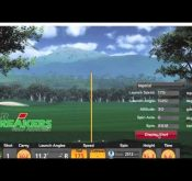 Screencap showing how to use the FlightScope Trajectory Optimizer to make the most of drivers.