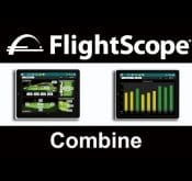 Video explaining the capabilities of the FlightScope launch monitor's Skills app's Combine feature.