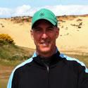 Photo of Pete Wlodkowski who recently reviewed FlightScope launch monitors for amateurgolf.com.