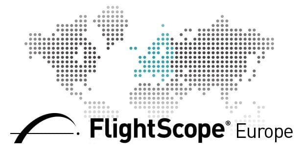 Logo of the FlightScope Europe office which was recently opened in Poland.
