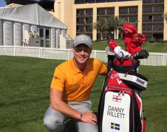 Danny Willett 1