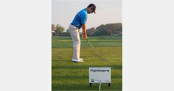 Photo of FlightScope Xi launch monitor / golf ball tracker user Matt Every at the Arnold Palmer Invitational title.
