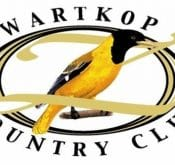 Logo of Zwartkop Country Club where Elsabe Hefer, user of a FlightScope X2 launch monitor works as a head teacher.