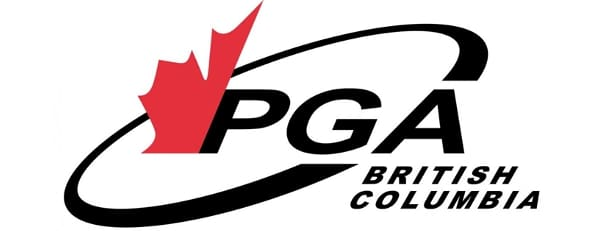 Logo of PGA British Columbia.