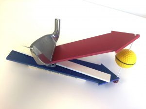 Product photo of a 3D plane model from the FlightScope Store.