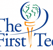 Logo of The First Tee, a FlightScope partner and one the many users of its launch monitors.