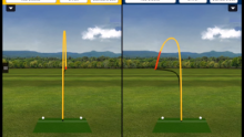 Video demonstrating the Comparison feature of the FlightScope VX app.