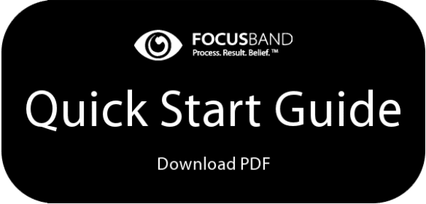 FocusBand Quick Start Guide
