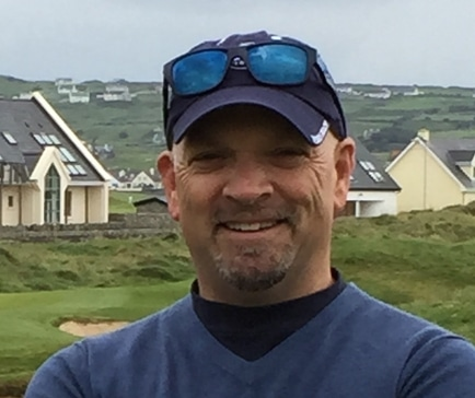 Featured FlightScope Advisory Board member Kevin Haime