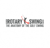Logo of Rotary Swing, the trainers of which will now be using FlightScope's X2 Elite and BodiTrak Tour pressure mat as part of a partnership.