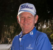 Featured Flightscope Advisory Board member Larry Rinker