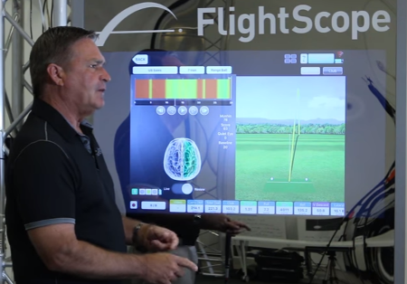 Brad Brewer talks about how using Flightscope with FocusBand helps his students get results.