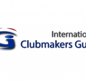 Illustration showing the logo of International Clubmakers Guild, host of the ICG meeting where the Flightscope Team conducted a presentation