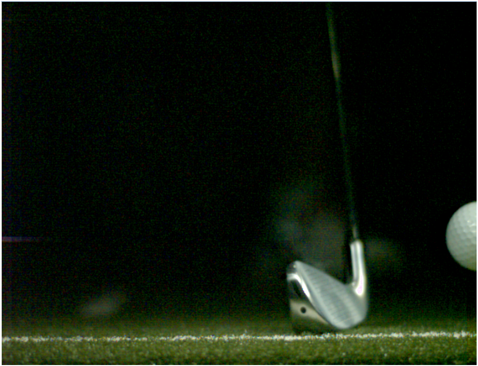Off Center Hits And Ball Flight Launch Monitor Golf