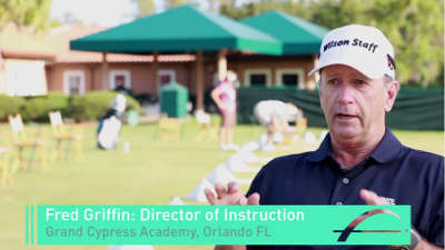 Fred Griffin talks about how to use Flightscope launch monitors for club fitting and golf ball tracking