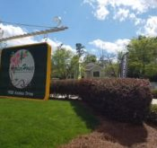 Photo of Azalea House, a hospitality facility that uses Flightscope launch monitors for virtual golf competitions
