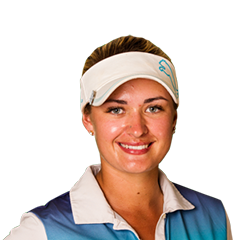 Featured Flightscope Tour Player Amy Boulden