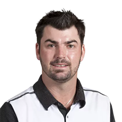 Featured Flightscope Tour Player Brett Drewitt