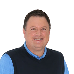 Featured Flightscope Tour Player Charlie Rymer