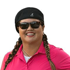 Featured Flightscope Tour Player Christina Kim