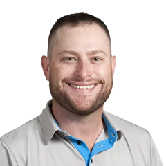 Featured Flightscope Tour Player Erik Barnes