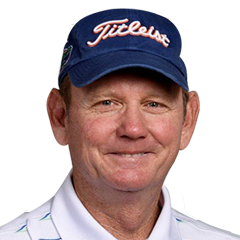 Featured Flightscope Tour Player Larry Rinker