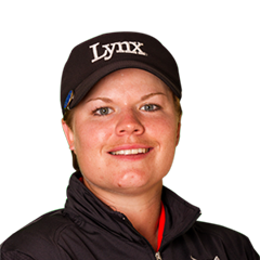Featured Flightscope Tour Player Lydia Hall