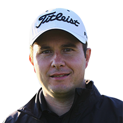 Featured Flightscope Tour Player Matthew Cort