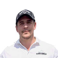 Flightscope Featured Long Driver Mitch Grassing