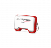 Photo of Flightscope's portable launch monitor Mevo