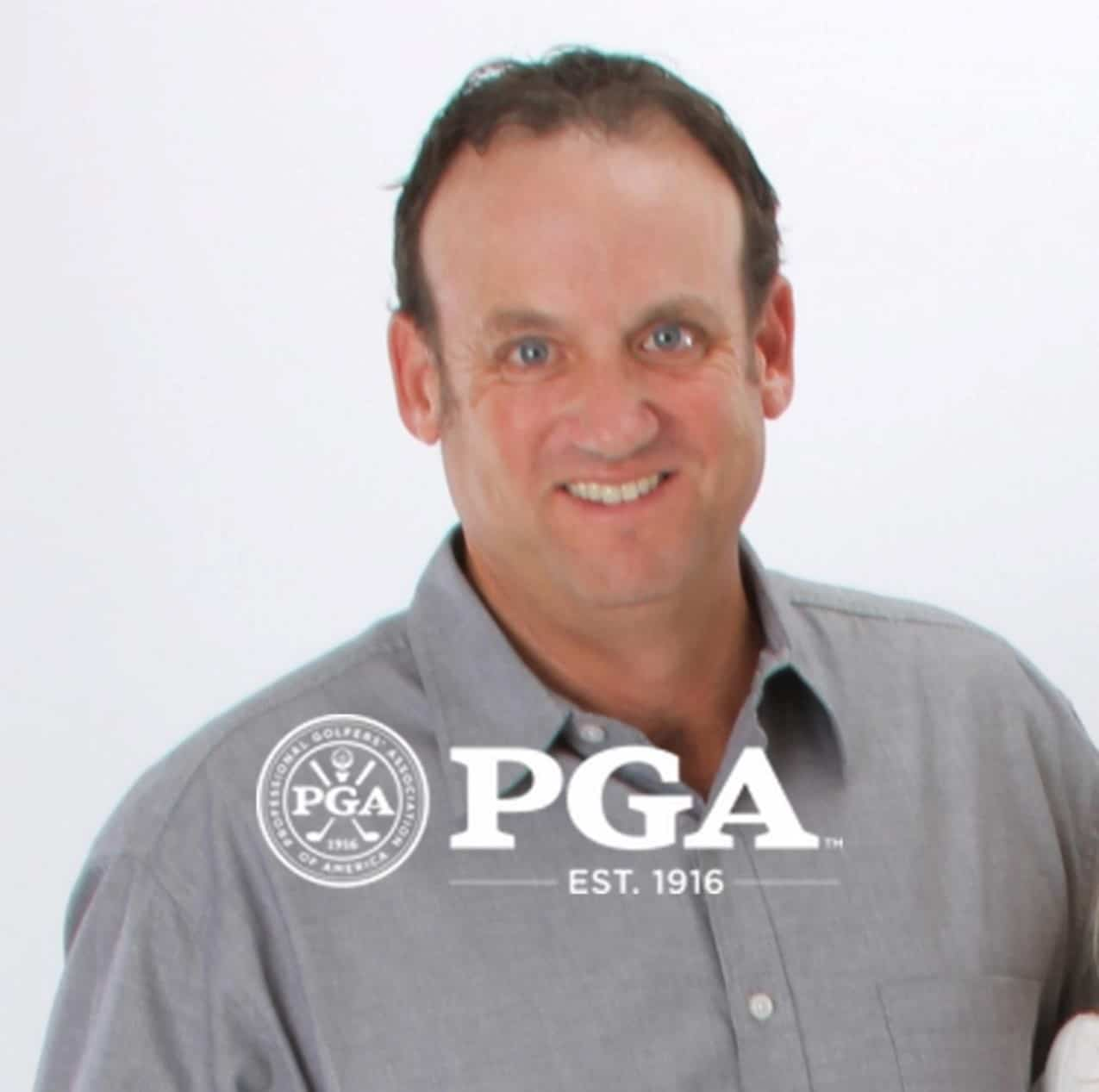 Photo of one of America's Top 100 Club Fitters Brian Gott