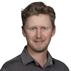 Featured Flightscope Tour Player Justin Harding