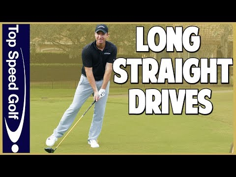 Straighten Your Drives Launch Monitor Golf Ball