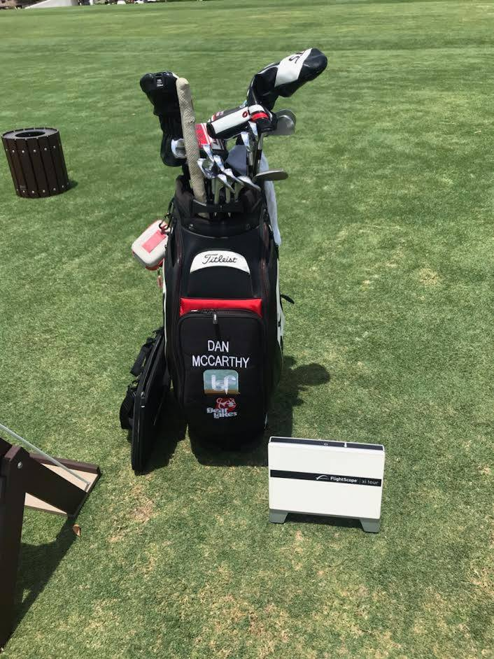 Flightscope Tour Player Wins Earn Them Money Back Through