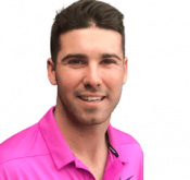 Featured Flightscope Tour Player Matthew Wolff